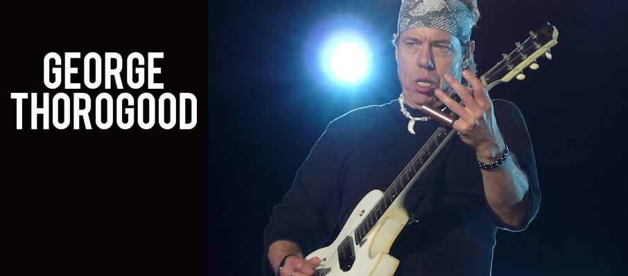 George Thorogood at Pacific Amphitheatre