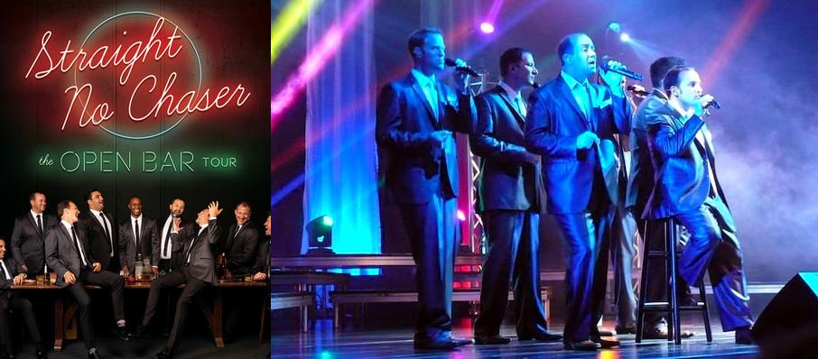 Straight No Chaser at Renee and Henry Segerstrom Concert Hall