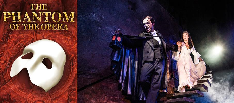 Phantom Of The Opera at Segerstrom Hall