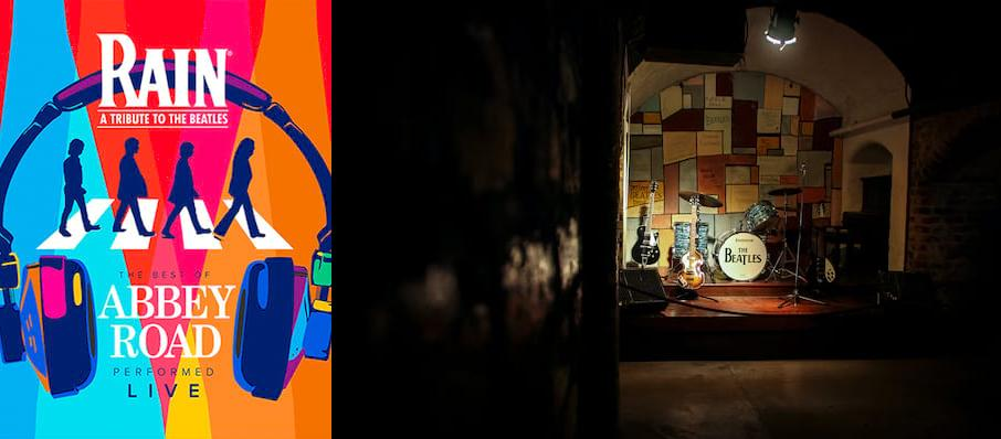 Rain - A Tribute to the Beatles at Segerstrom Hall
