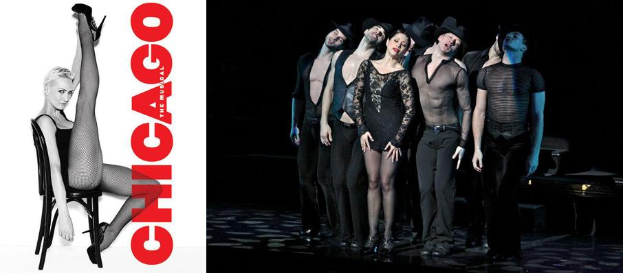 Chicago - The Musical at Segerstrom Hall