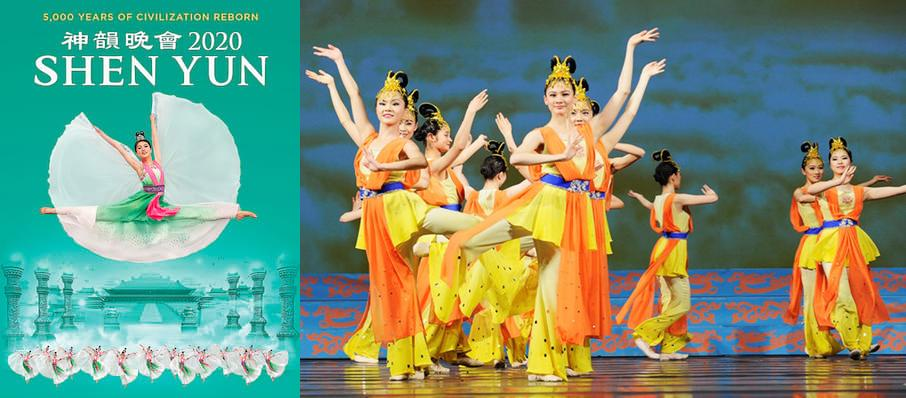 Shen Yun Performing Arts at Segerstrom Hall