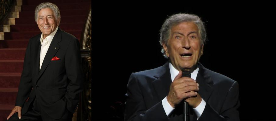 Tony Bennett at Segerstrom Hall