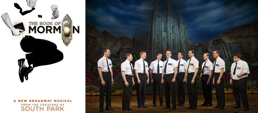 The Book of Mormon at Segerstrom Hall