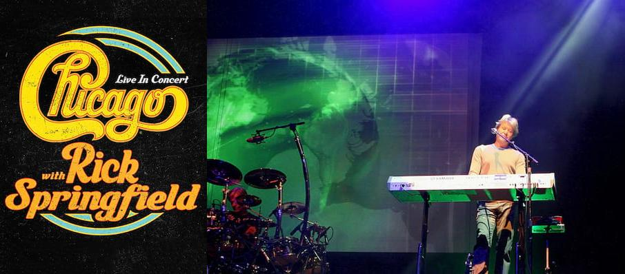 Chicago - The Band at Pacific Amphitheatre