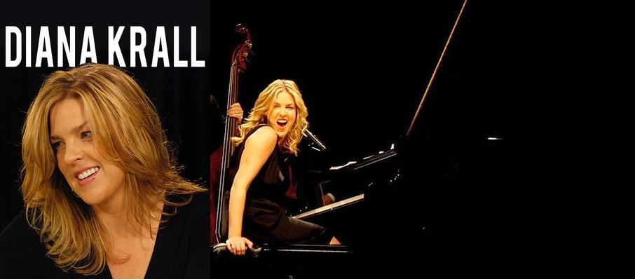 Diana Krall at Segerstrom Hall