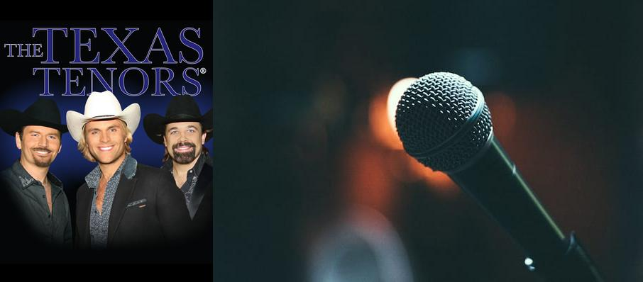 The Texas Tenors at Renee and Henry Segerstrom Concert Hall