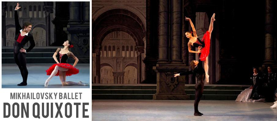 Mikhailovsky Ballet - Don Quixote at Segerstrom Hall