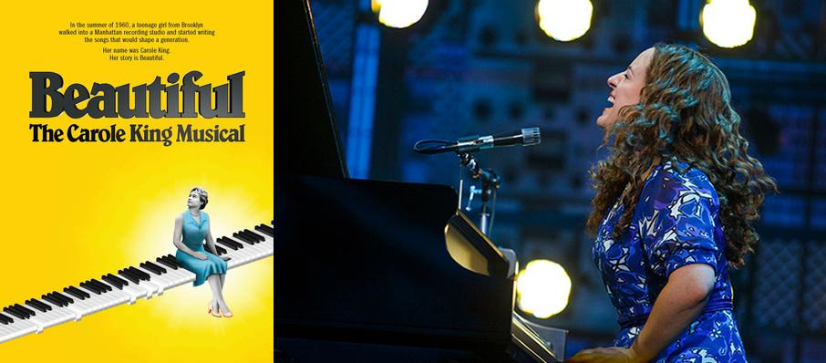 Beautiful: The Carole King Musical at Segerstrom Hall