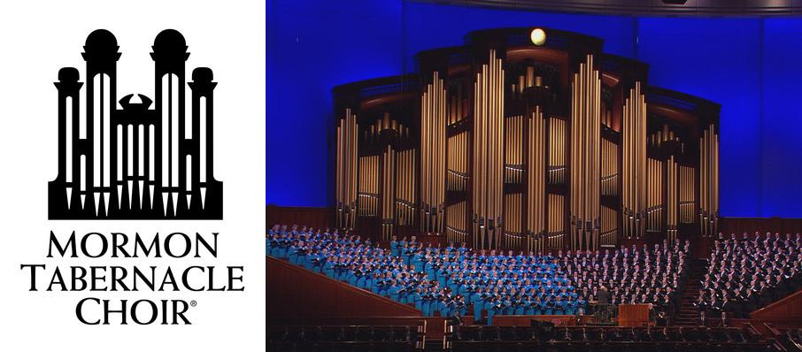 Mormon Tabernacle Choir at Renee and Henry Segerstrom Concert Hall