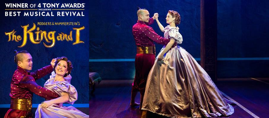 Rodgers & Hammerstein's The King and I at Segerstrom Hall