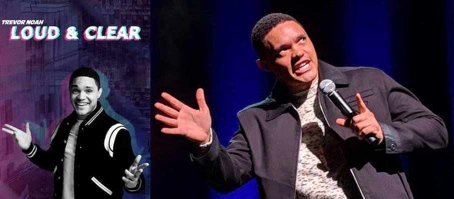Trevor Noah at Pacific Amphitheatre