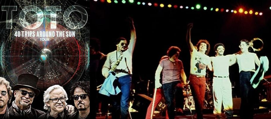 Toto at Pacific Amphitheatre