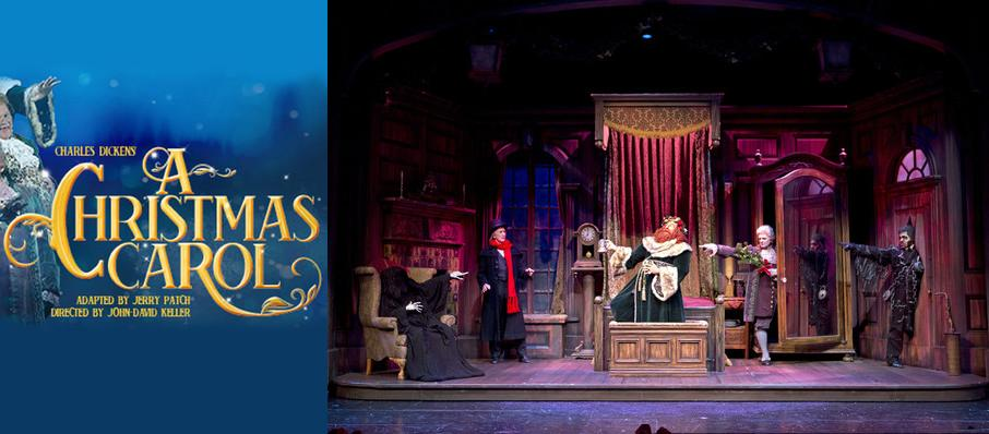 A Christmas Carol at Segerstrom Stage