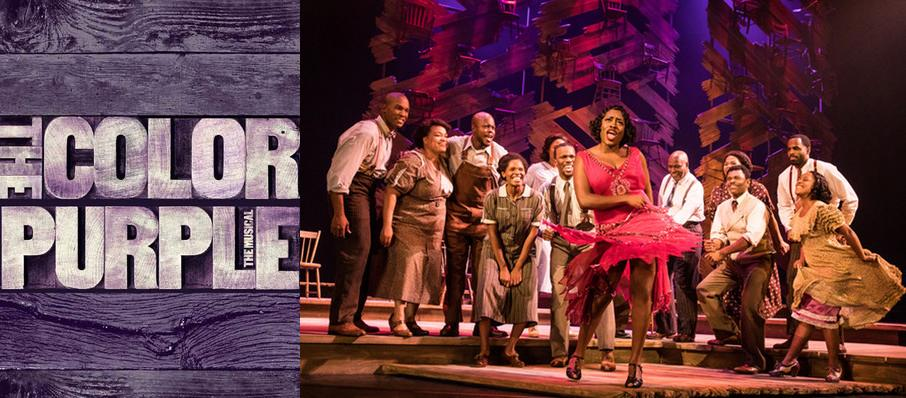 The Color Purple at Segerstrom Hall