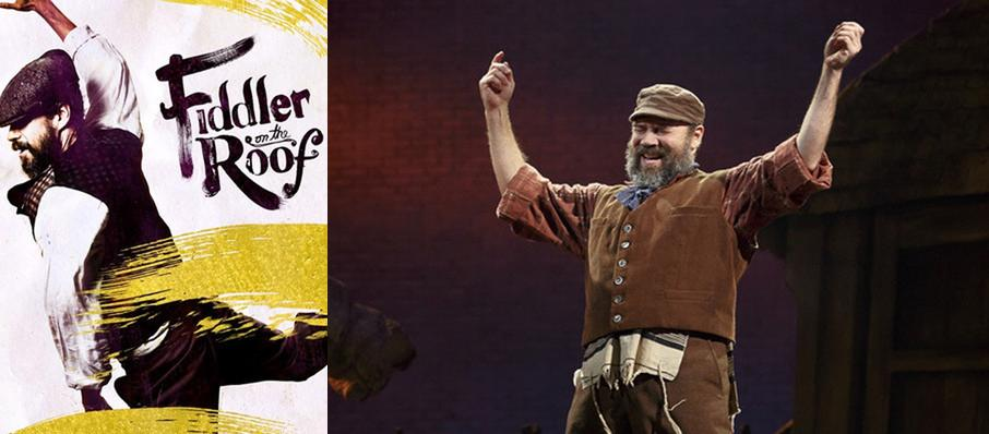 Fiddler on the Roof at Segerstrom Hall
