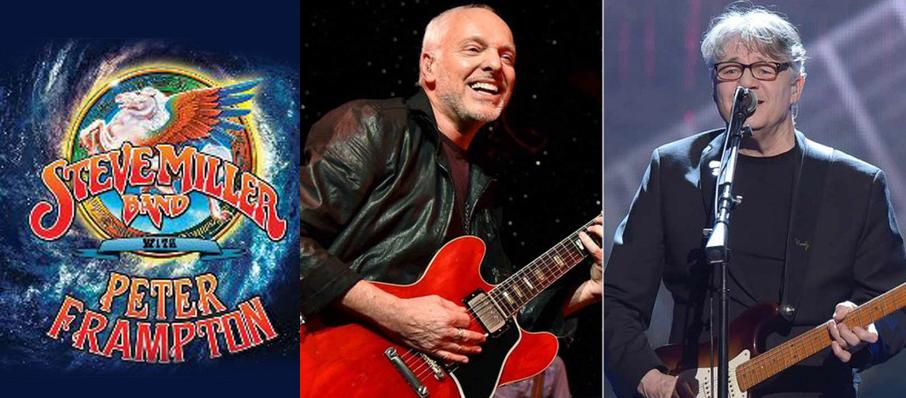 Steve Miller Band with Peter Frampton at Pacific Amphitheatre