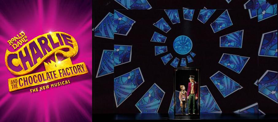 Charlie and the Chocolate Factory at Segerstrom Hall
