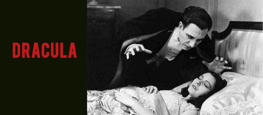 Dracula at Segerstrom Hall