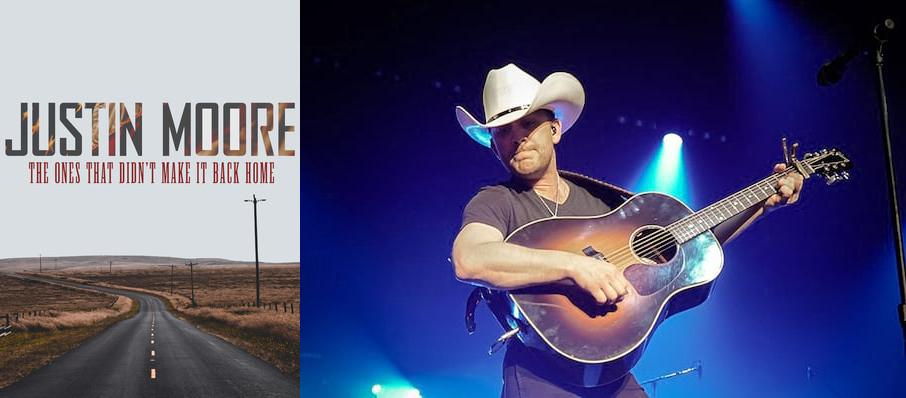 Justin Moore at Pacific Amphitheatre