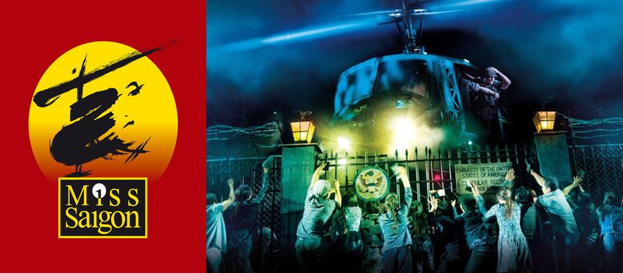 Miss Saigon at Segerstrom Hall