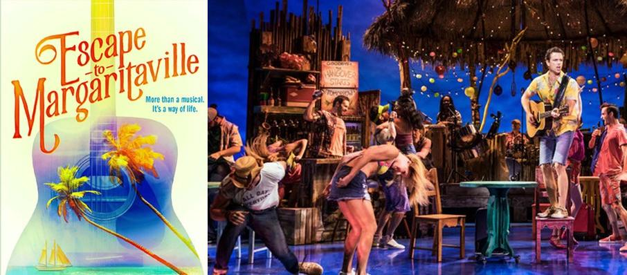 Escape To Margaritaville at Segerstrom Hall