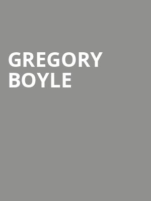 Gregory Boyle at Segerstrom Hall