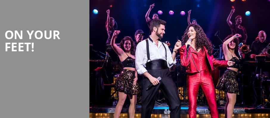 On Your Feet, Segerstrom Hall, Costa Mesa