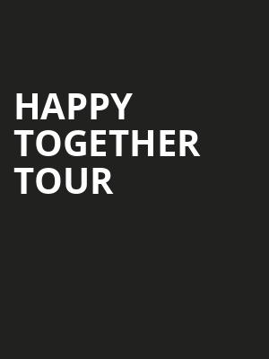 Happy Together Tour Poster