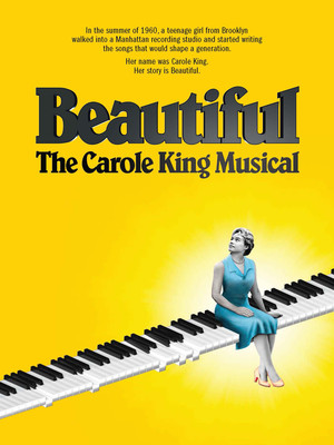 Beautiful: The Carole King Musical Poster