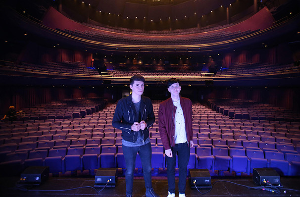 Dan Phil The Amazing Tour Is Not On Fire, Segerstrom Hall, Costa Mesa
